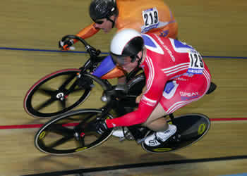 London Olympic Bike Race