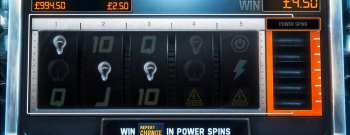 Power Money Slot Machine