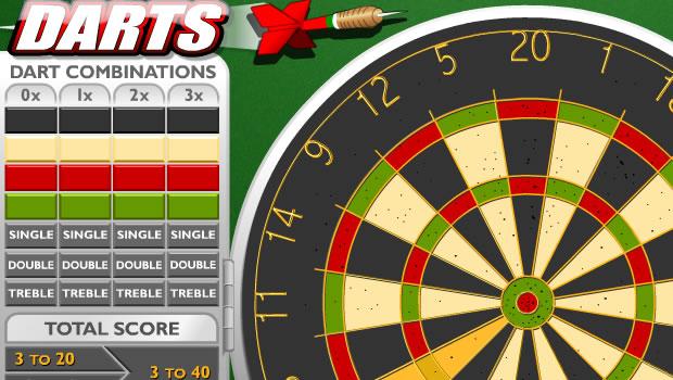 real dart online games