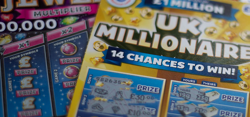 scratch cards winning chance