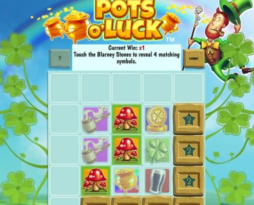 Pots O'Luck