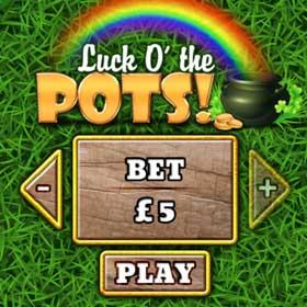 Luck O' Pots