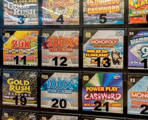 Which Scratch Cards Most Likely To WIn
